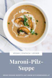 maroni pilz suppe pinterest bild